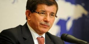 Davutoğlu, Özerk Kürt Devletine Sessiz Kalmıyacağız