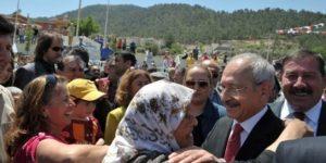 """Kılıçdaroğlu,""""AKP'nin tarihe gömülme vakti geldi"""""""