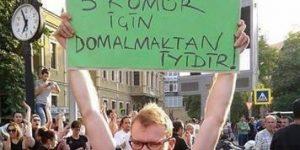 Özgürlüğe Gezi, Direnişçiler yeniden Taksim'de