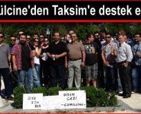 Gümülcinede Taksim Direnişi Desteklendi. Tahsin Salihoğlu Millet vekillerini Kınadı..