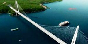 3.köprü, Yavuz Sultan Selim kaçak çıktı.