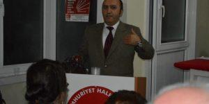 Av.Necati Yıldırım. AKP İçin Suç Duyurusunda Bulundu