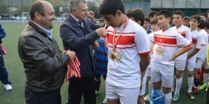 Sarı Platform Futbol Okulları Halı Saha Turnuvası Muhteşem Geçti