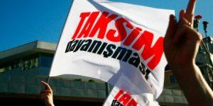 Taksim Dayanışmadan Hasan Ferit Gedik Hakkında Basın Açıklaması