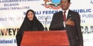 Yeryüzü Doktorları'nın desteğiyle Somali'nin İlk Ulusal Sağlık Konferansı Yapıldı
