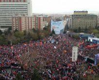 CHP Tandoğanda meydana sığmadı