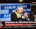 Kılıçdaroğlu Tekirdağ'da Dört Bakan Bir Başçalan