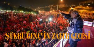 Bu Gece Sarıyerli CHP'lilerin Gecesi