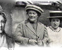Marie, Rosa, Clara… Mustafa Balcı