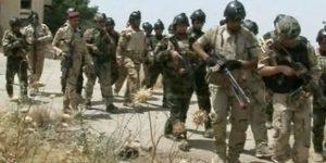 Irak ordusu Musul'un bazı semtlerini kontrol altına aldı
