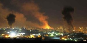 İsrail'den Kara Harekatı