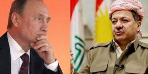Rusya Bağımsız Kürdistanı Destekliyor mu?