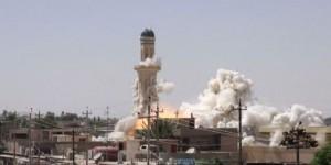 İŞİD Müslümanları Camileri Bombaladılar