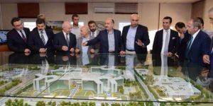 """ağlık Bakanı Dr. Mehmet Müezzinoğlu, """"İl Sağlık Hizmetleri Değerlendirme Toplantıları"""" için şehirleri dolaşıyor"""