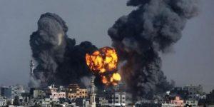 """""""Barış 12 Saat"""" Gazze Savaşı Yeniden Başladı"""