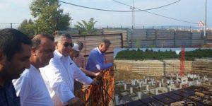 Sarıyerliler Şükrü Genç ile Kültür Merkezi ve Hizmet Binasını Gezdi