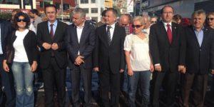 CHP Sarıyer'de 91.Yaşını Kutladı