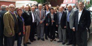 CHP Sarıyer'de Bayramlaşma