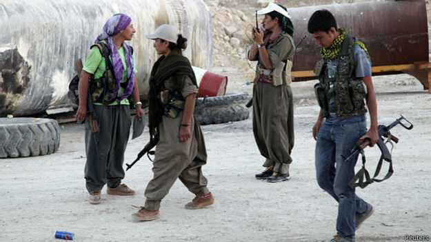 PKK,BBC
