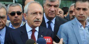 Kemal Kılıçdaroğlu Efkan Ala'ya Tepki Gösterdi