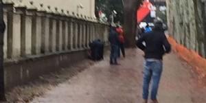 Dolmabahçe Sarayına Bombalı Saldırı