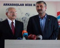 ÖDP Liderini CHP'ye Davet Etti.