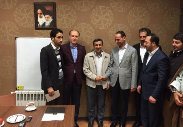 İran Eski Cumhurbaşkanı Ahmedinejad Bursa'ya Geliyor
