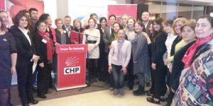 Dünya Emekçi Kadınlar Günü Çoşku ile Kutlandı