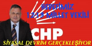 Mehmet Deniz, SİYASAL DEVRİM GERÇEKLEŞİYOR