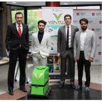 BİLGİ Öğrencileri Madrid'den Ödül İle Döndüler