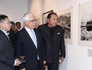 Osmanlı Dönemi Mekke ve Medine Fotoğrafları Sergisi'ne Malezya'da