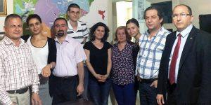 Mehmet Deniz, Yeni Arkadaşlara Başarılar Dilerim