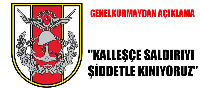 GENELKURMAY-ACIKLAMA