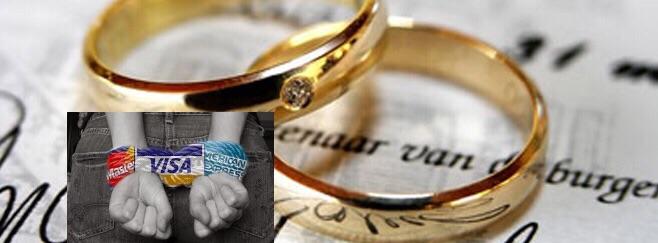 Evlilik-borclanma