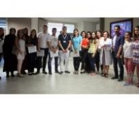 Üsküdar Üniversitesi'nde sertifika töreni