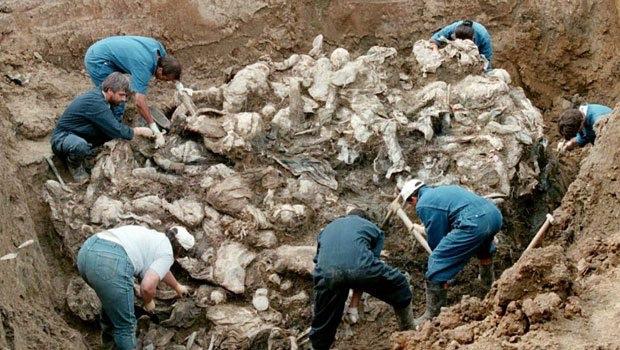 Srebrenista