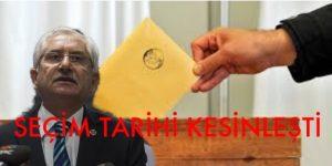 """""""TÜRKİYE HESAP SORACAK"""". Seçim tarihi kesinleşti!"""