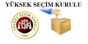 YSK'dan Süpriz Erken Seçim Kararı