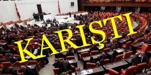 Meclis Karıştı, Oylar Fazla Çıktı, KABİNE DÜŞTÜ