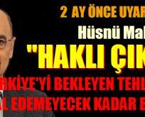 """""""2 AY ÖNCE UYARDI"""" TÜRKİYE'Yİ BEKLEYEN TEHLİKE HAYAL EDİLEMEYECEK KADAR BÜYÜK"""