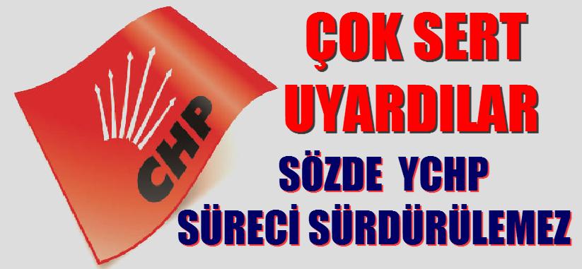 CHP-UYARI