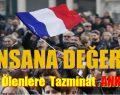 İNASANA DEĞER, FRANSA VAR.TÜRKİYE'DE YOK