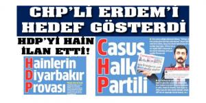 EREN ERDEM'İ SUSTURMAYA ÇALIŞIYORLAR