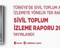 """""""TÜRKİYE'DE SİVİL ALAN DARALIYOR"""""""