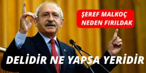 """CUMHURBAŞKANLIĞI """" DELİDİR NE YAPSA YERİDİR """" MAKAMI DEĞİLDİR"""