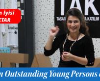 """""""O BİR SARIYER'Lİ"""" Türkiye'nin 10 Başarılı Genci"""