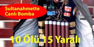 İstanbul Valiliğinden Açıklama 10 Ölü 15 Yaralı