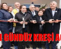 """BAHÇEKÖY' DE """"YAŞLI GÜNDÜZ KREŞİ"""" AÇILDI!"""