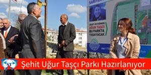 Başkan Genç, Şehit Uğur Taşçı'yı Ferahevlerde Yaşatacak