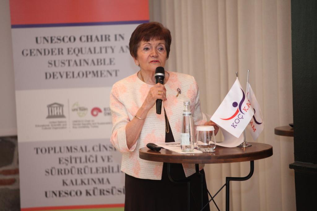 Unesco-koc-cinsiyet